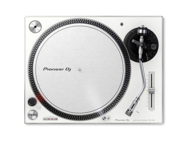 Pioneer dj plx 500 white alb