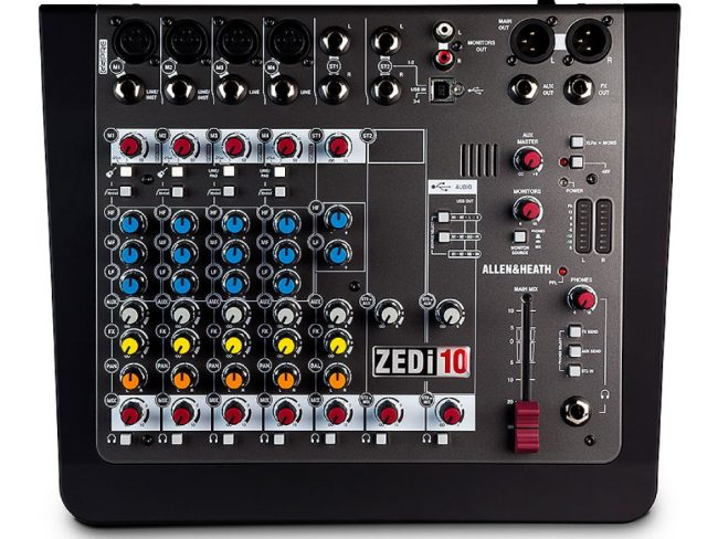 Mixer studio